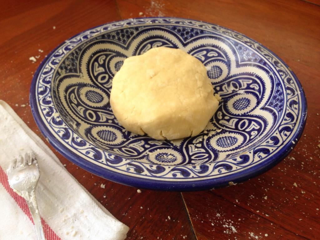 Pâte Brisée - The Petit Gourmet©