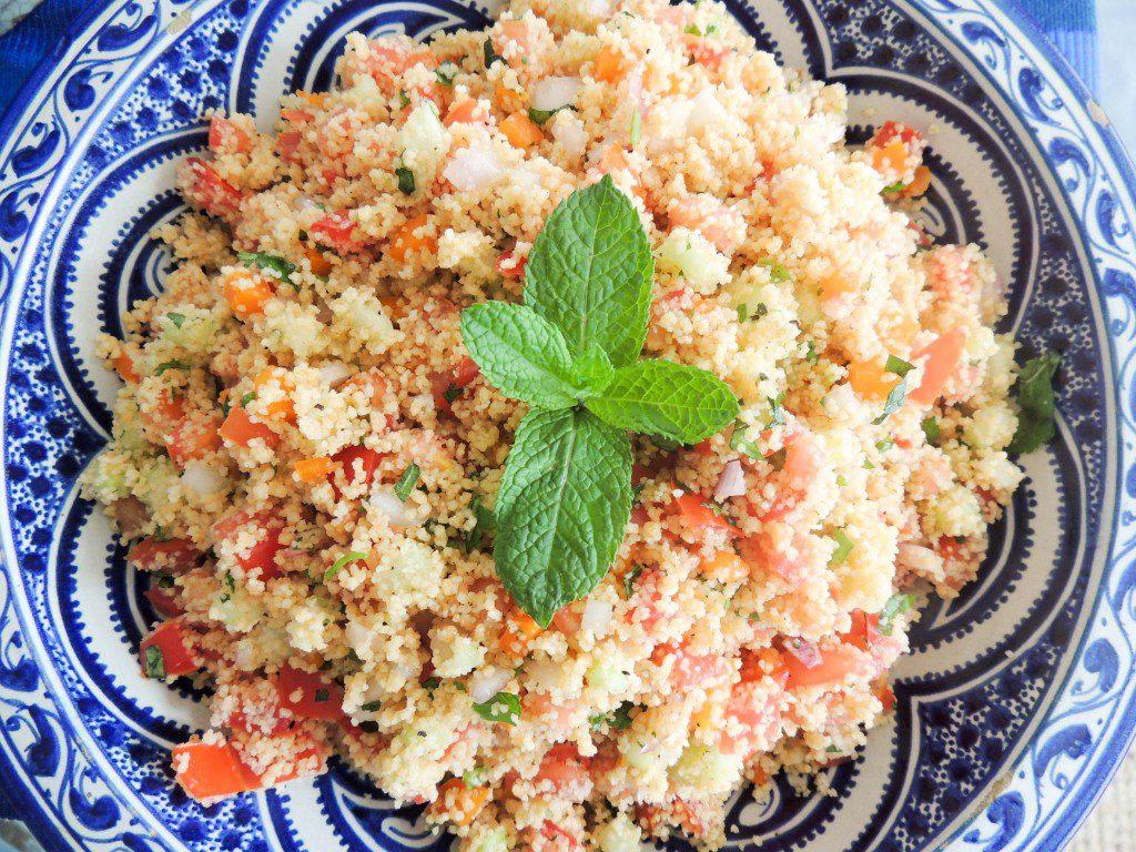 My Ttabbouleh - The Petit Gourmet