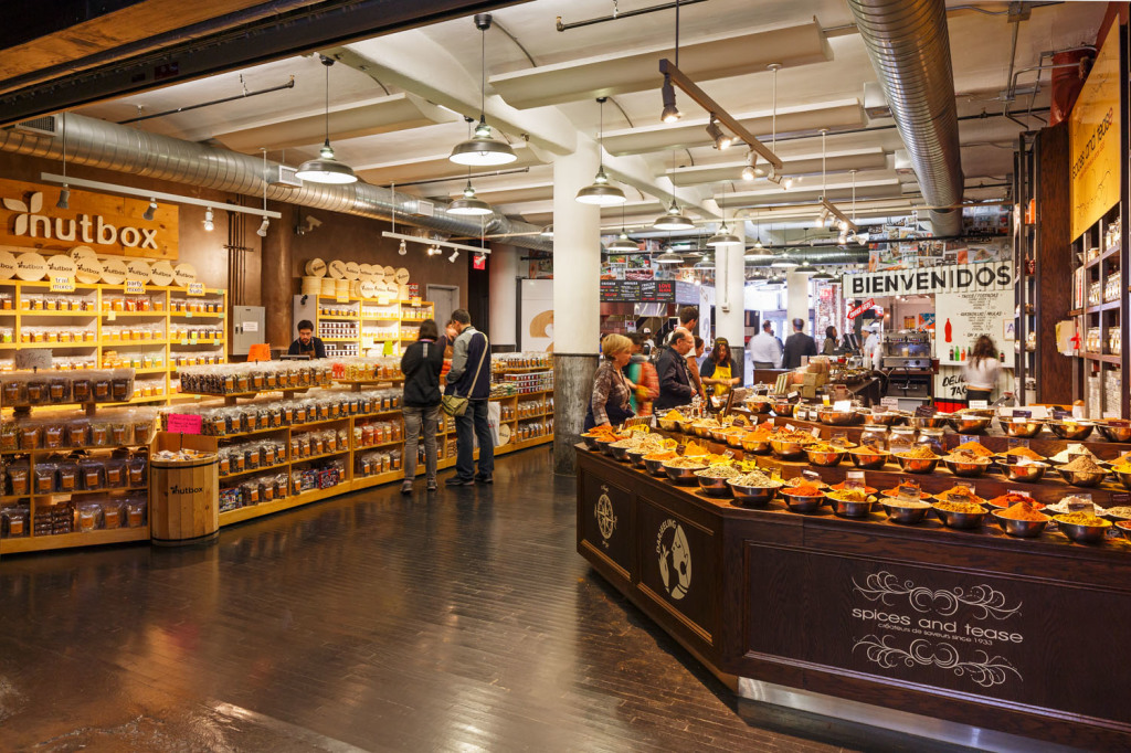 Spices and Tease by The Chelsea Market©