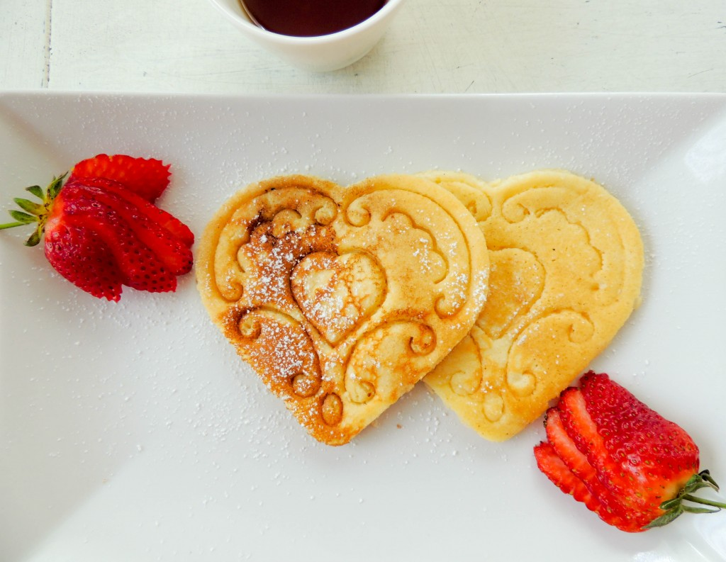 Love pancakes!