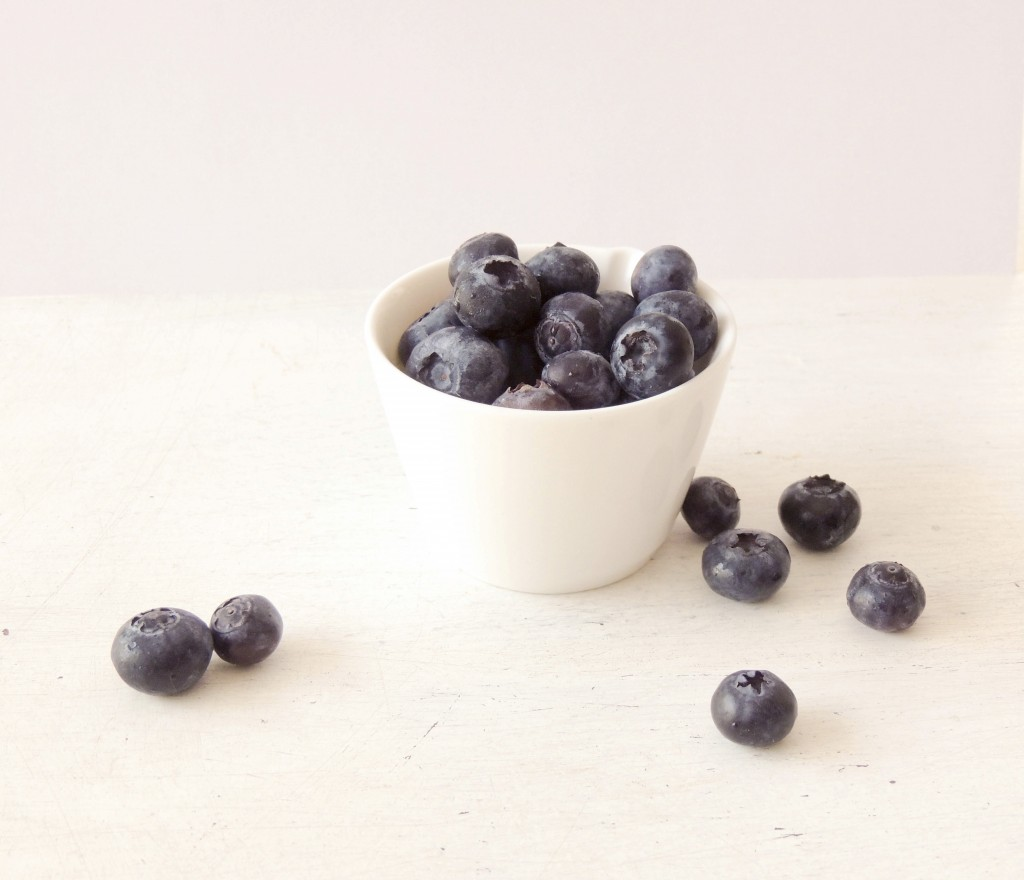 Fresh blueberries - The Petit Gourmet