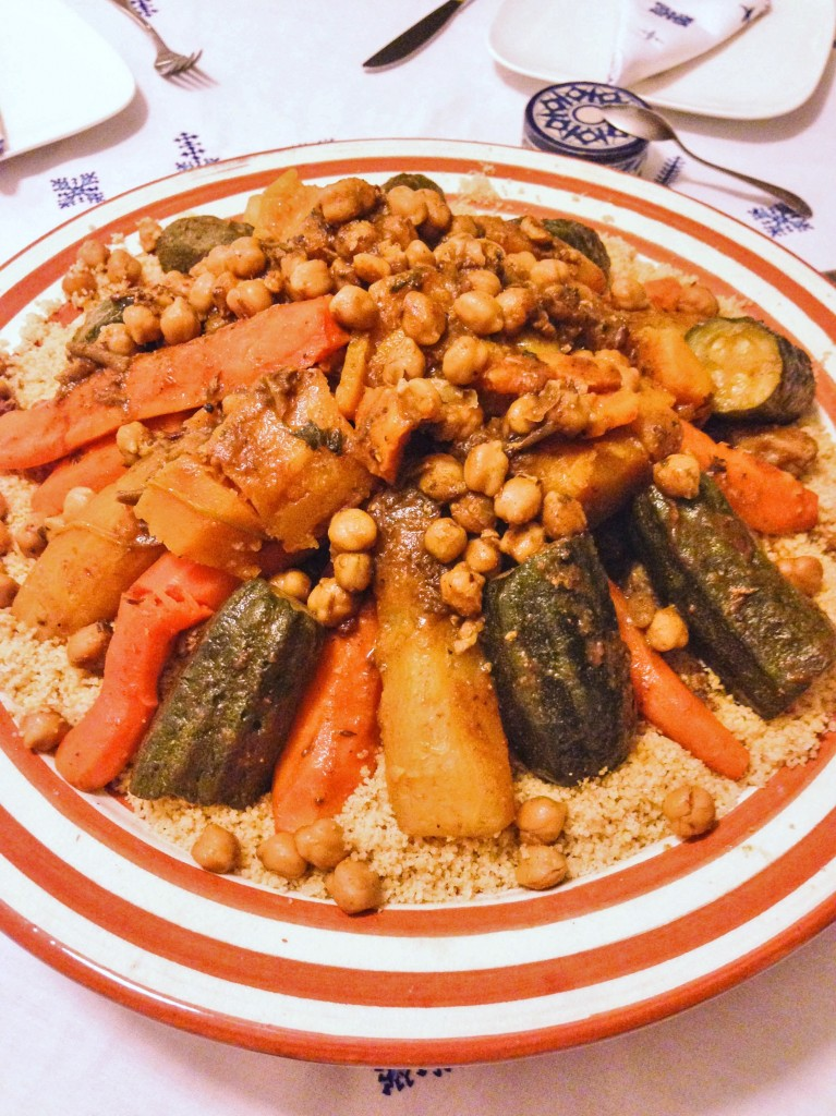 Traditional couscous royale - The Petit Gourmet