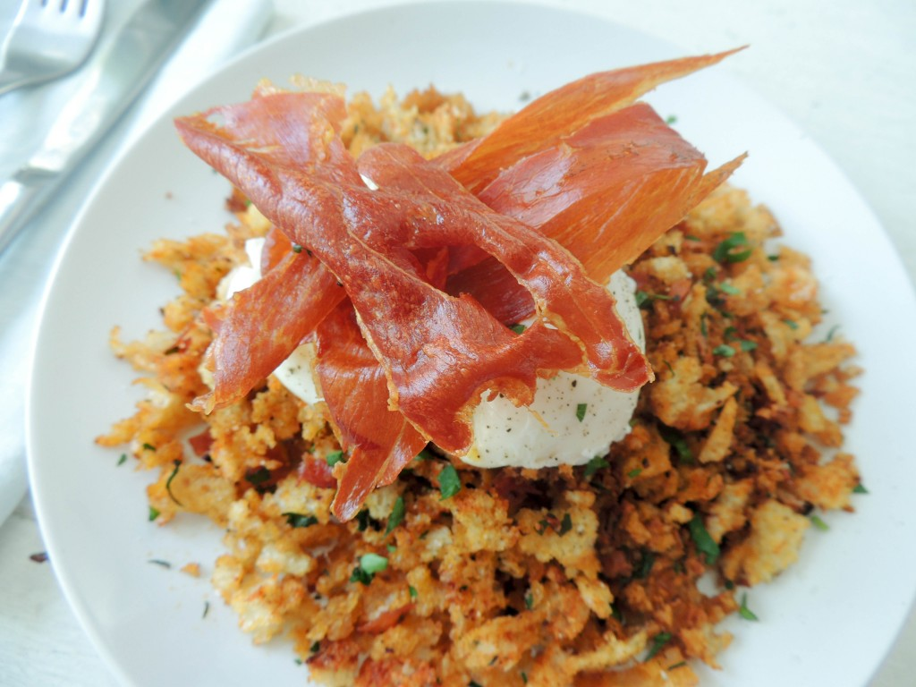 Migas de pastor - The Petit Gourmet