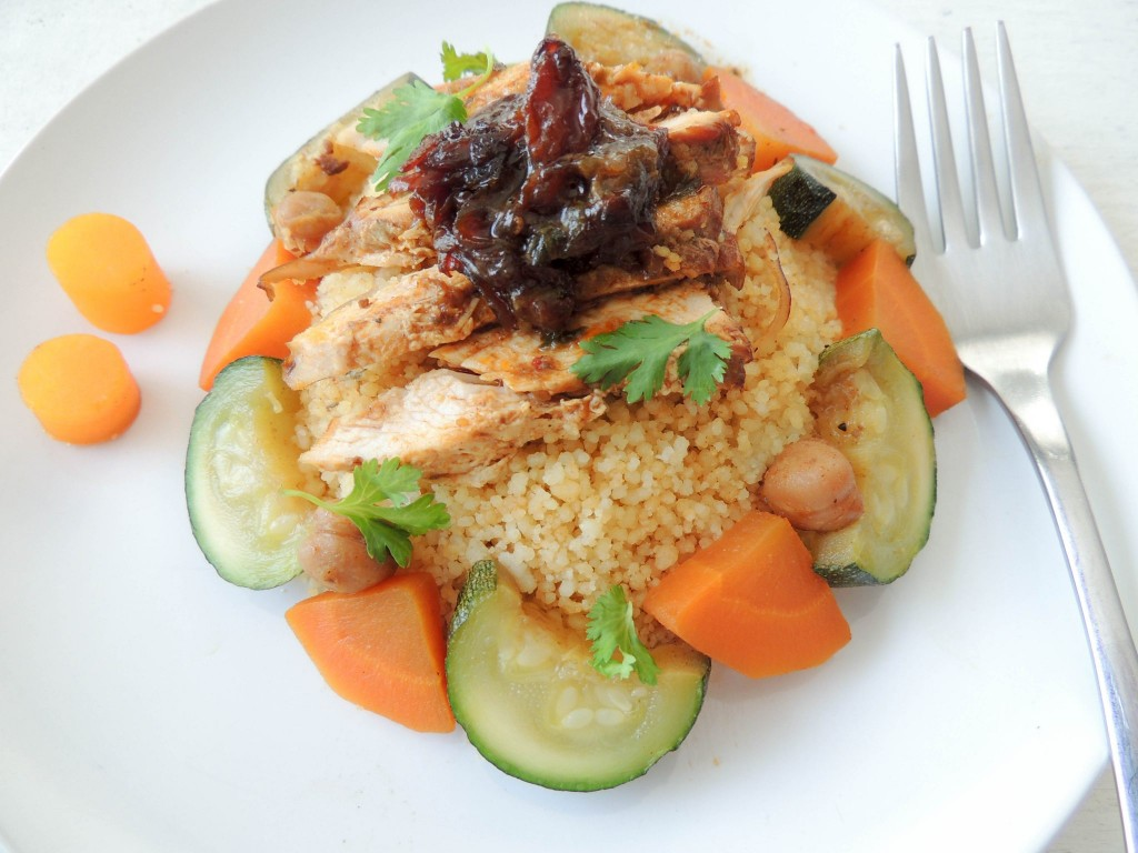 Couscous Royale #weekdaySupper - The Petit Gourmet