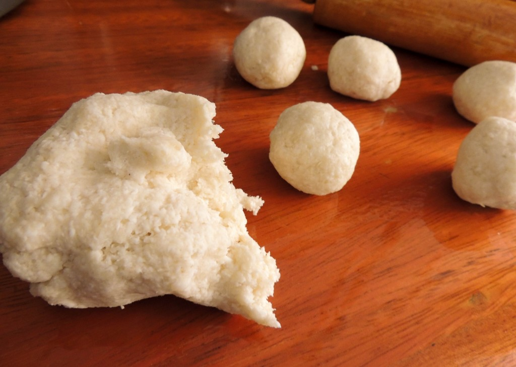 The catibia dough - The Petit Gourmet