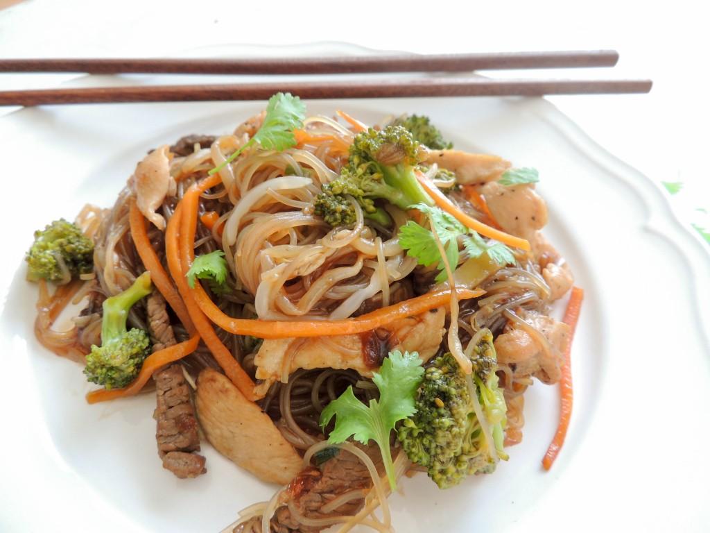 Saifun Noodles - The Petit Gourmet