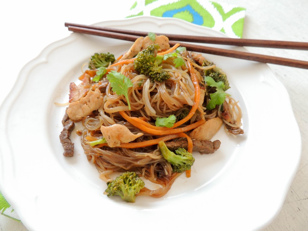 Fideos Saifun - The Petit Gourmet
