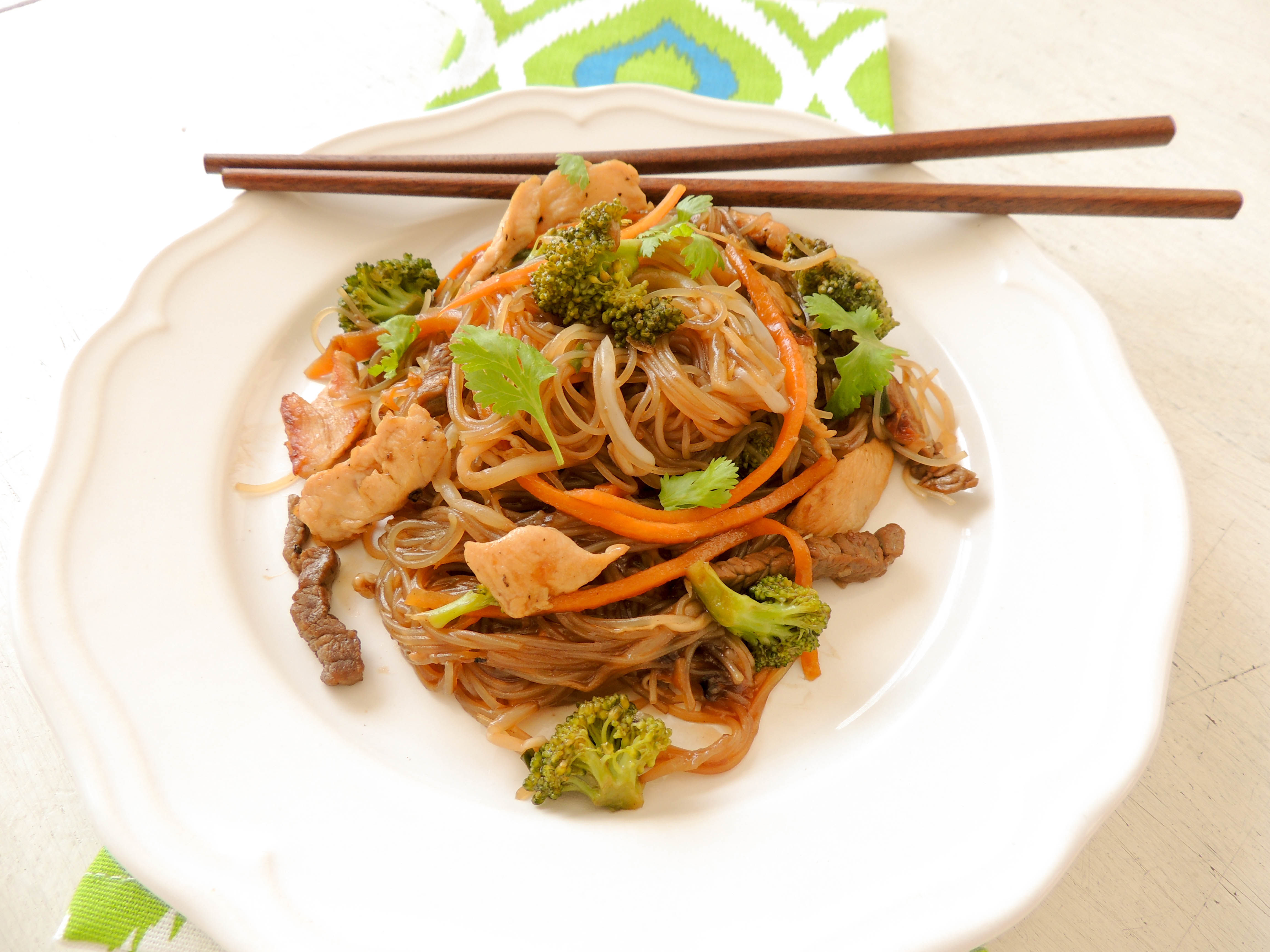 saifun noodles how to cook