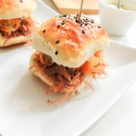 Duck confit sliders #weekdaysupper