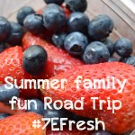 Summer family fun Road Trip #7EFresh