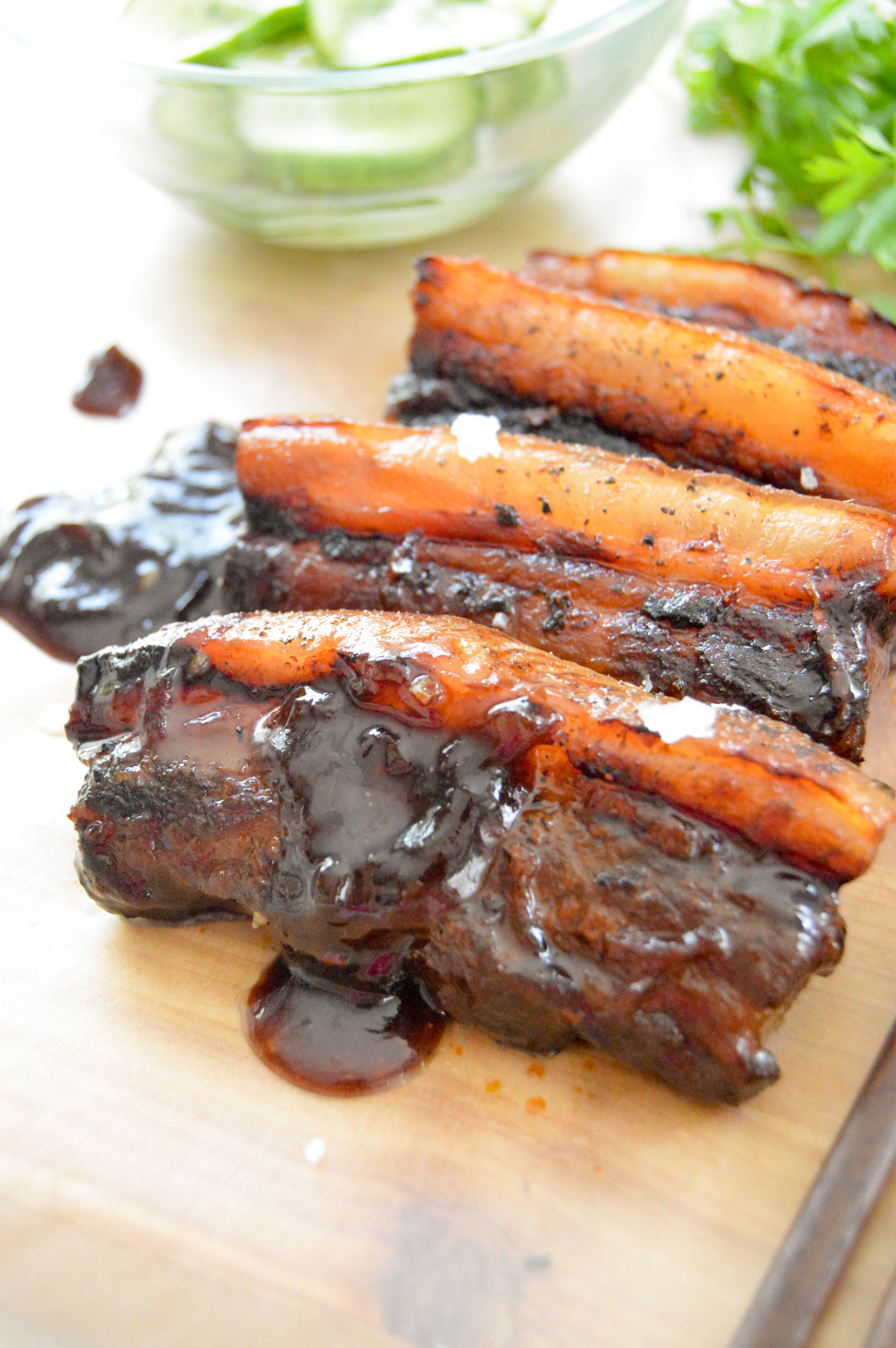 how to cook char siu pork in oven