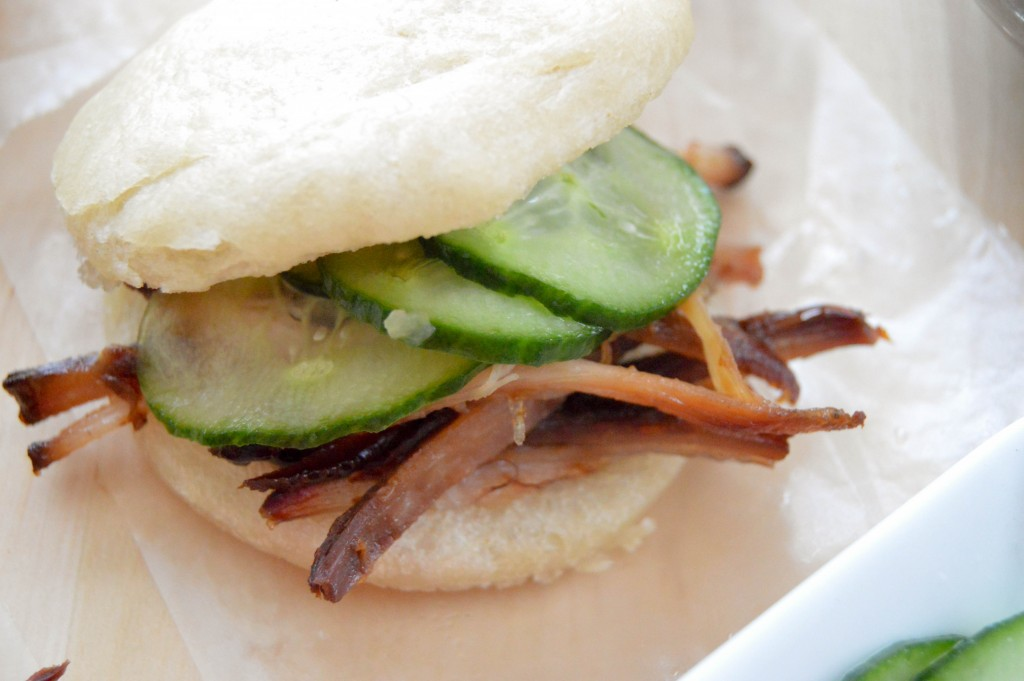 Bao buns or Chinese steamed buns - The Petit Gourmet