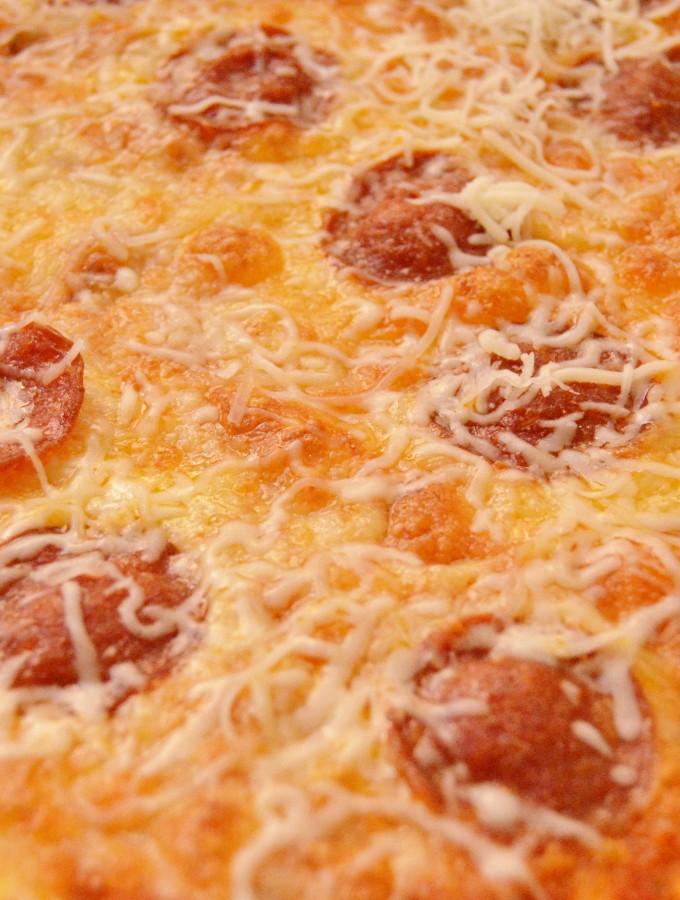 My kids easy pizza