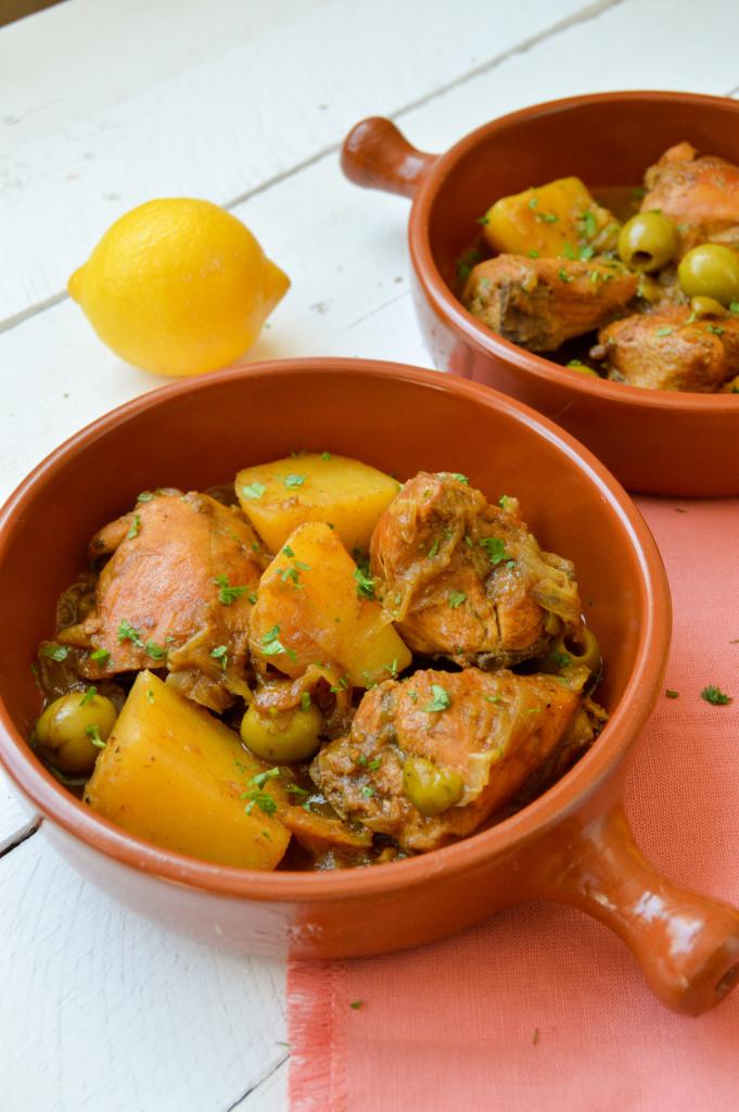chicken olives preserved lemon tajine recipe roundup. Black Bedroom Furniture Sets. Home Design Ideas