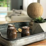 Chocolate Coconut Avocado Mousse